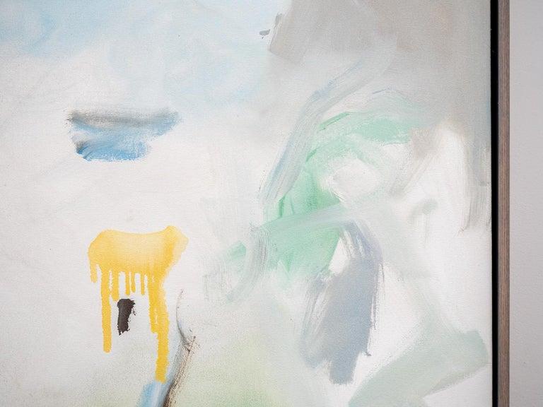 Platform - Painting by Scott Pattinson