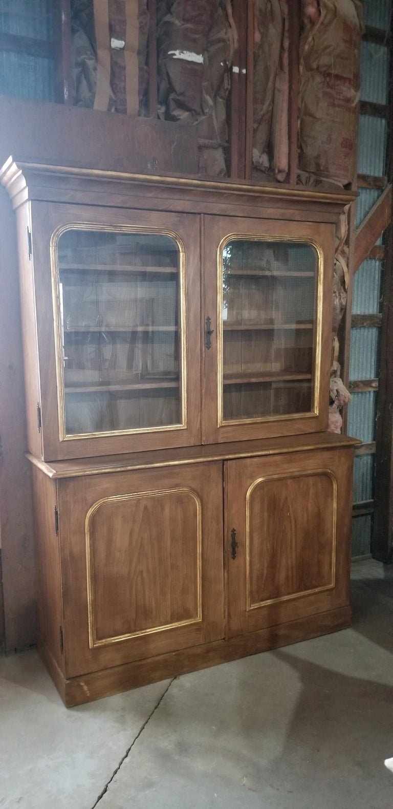 Victorian Scottish Cupboard, 1840-1860 For Sale