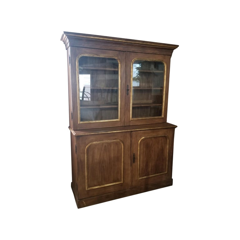 Scottish Cupboard, 1840-1860 For Sale