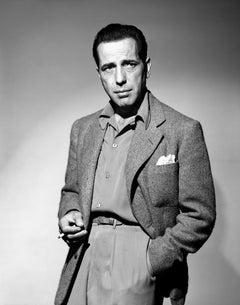 Humphrey Bogart Smoking Movie Star News Fine Art Print