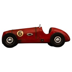 Scratch Built Tether Car, Circa 1950
