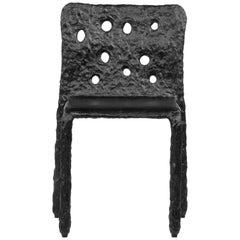 Sculpted Contemporary Chair by Victoria Yakusha