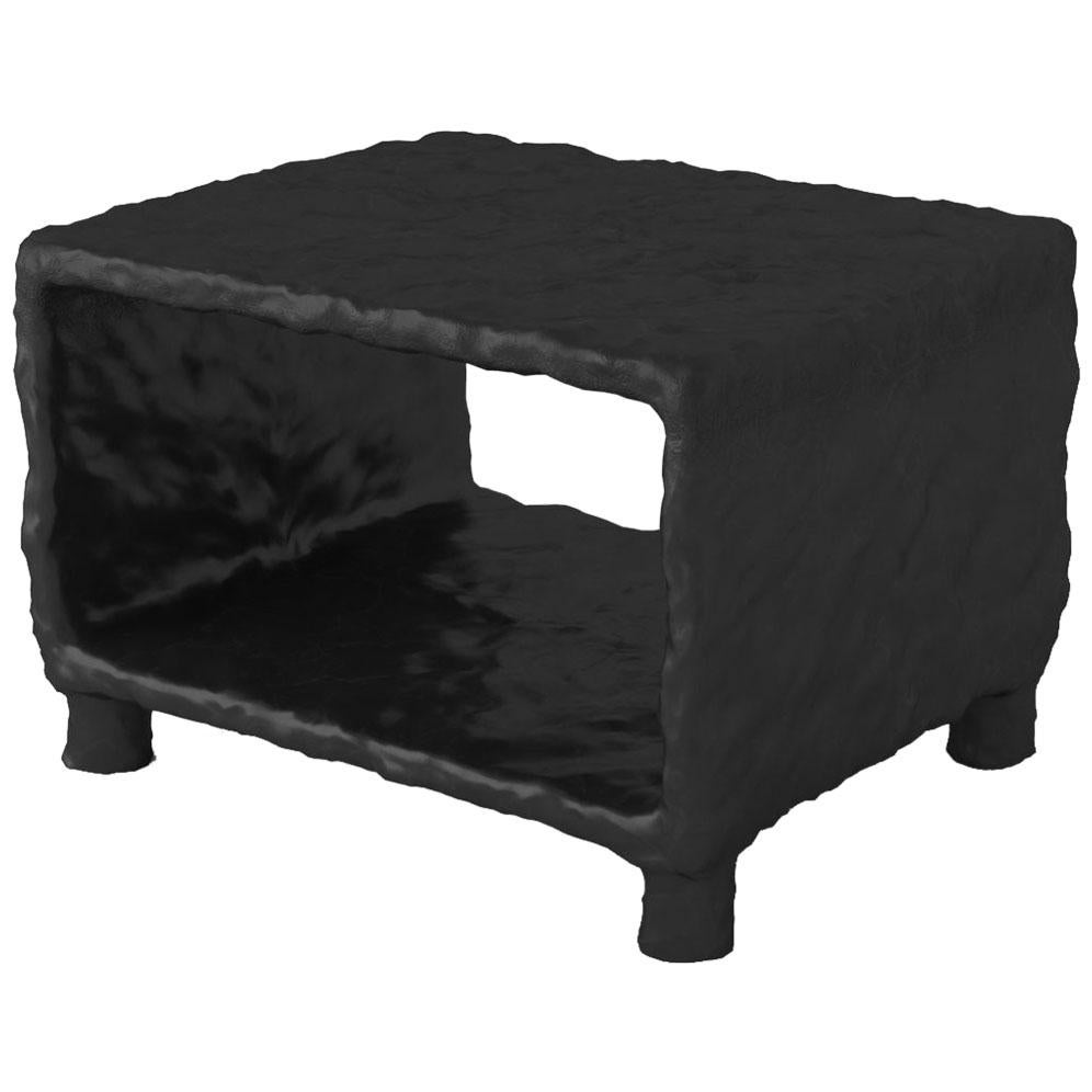 Sculpted Contemporary Night Stand by FAINA
