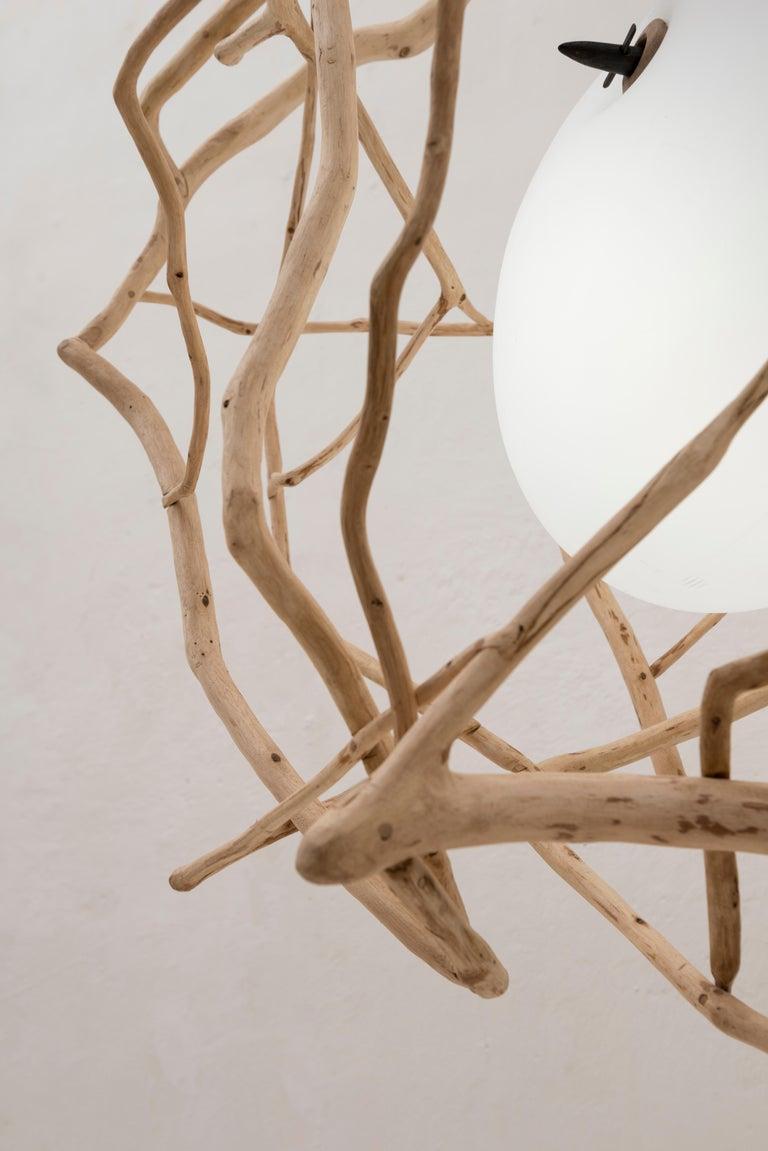 Contemporary Sculpted Lighting by Jérôme Pereira