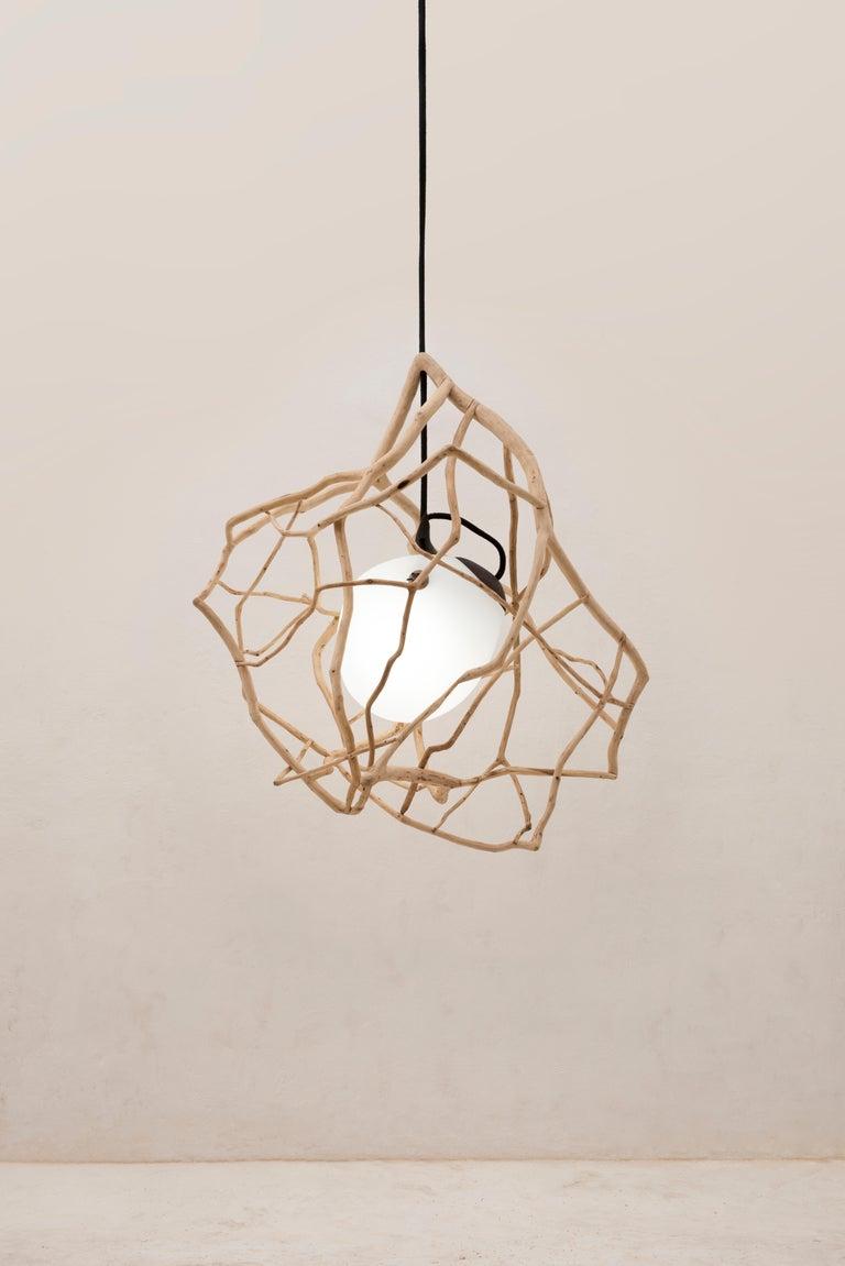 Sculpted Lighting by Jérôme Pereira