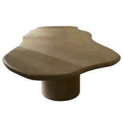 Sculptural 2 Legs Dining Table 240 by Urban Creative