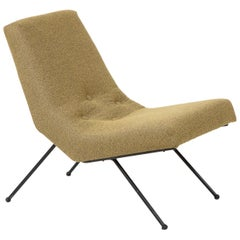Sculptural Adrian Pearsall Lounge Chair for Craft Associates