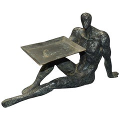 Sculptural Business Card Holder