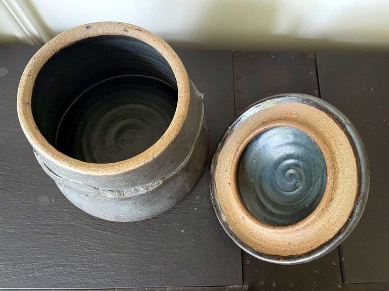 Sculptural Ceramic Ashanti Jar Robert Turner Published For Sale 10