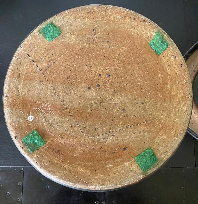 Sculptural Ceramic Ashanti Jar Robert Turner Published For Sale 11