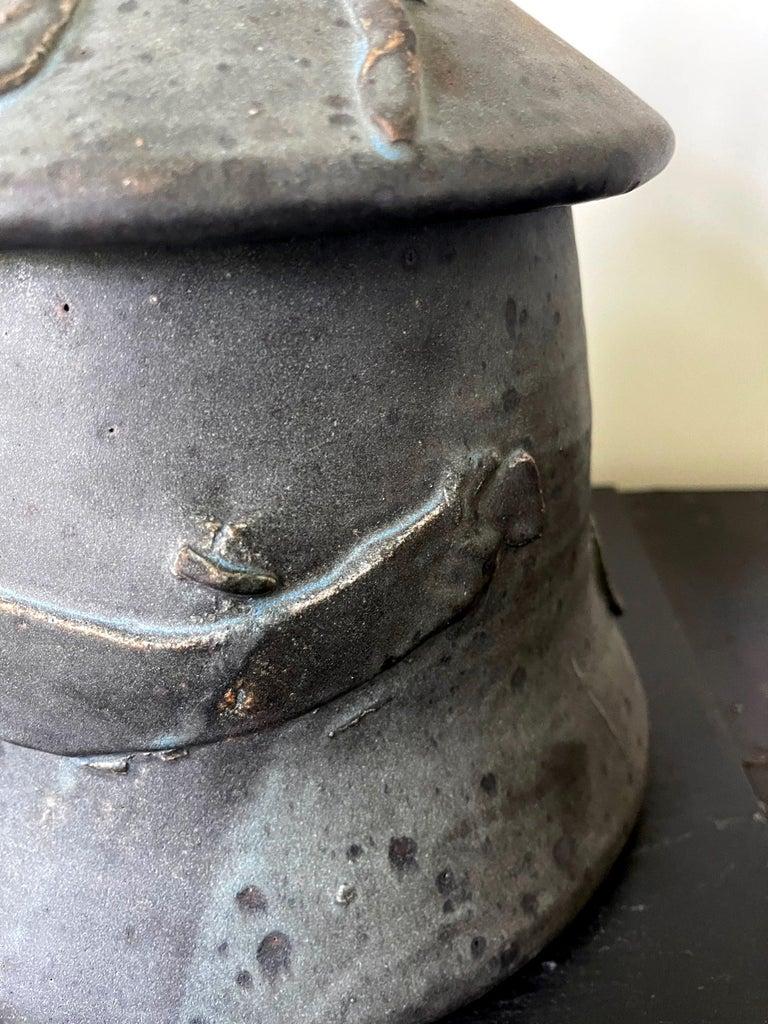Sculptural Ceramic Ashanti Jar Robert Turner Published For Sale 2