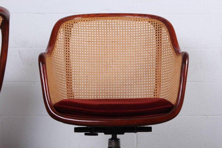 Sculptural Desk Chair by Ward Bennett For Sale 6