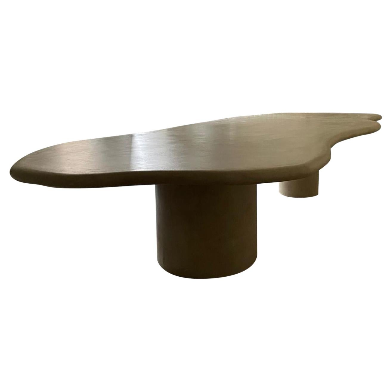 Sculptural Dining Table by Urban Creative