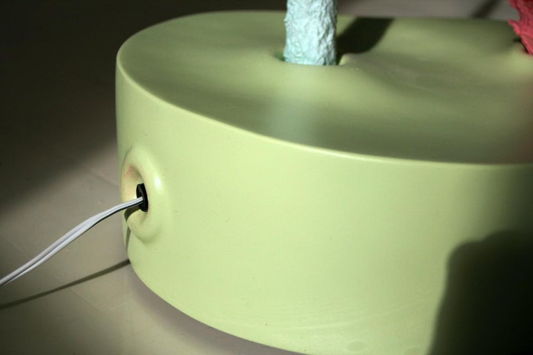 Sculptural Floor Lamp, Contemporary Design by Teemu Salonen, One-of-a-kind, New For Sale 5