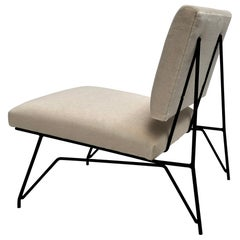 Sculptural Form Lounge Chair Attributed to Ravegnati & Vincenzi for D'arbo, 1950