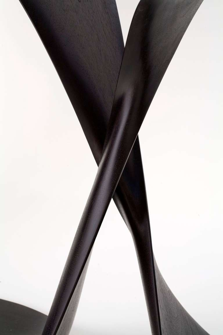 Sculptural Freestanding Console, Carol Egan, United States, 2014 In Excellent Condition For Sale In New York, NY