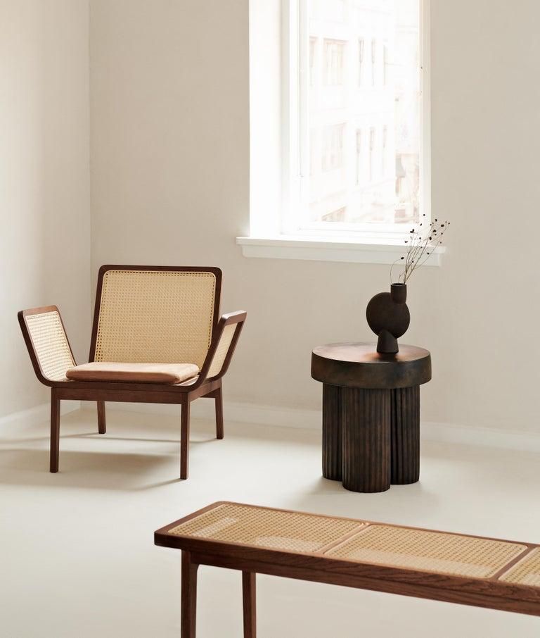 Sculptural Gear Side Table In New Condition For Sale In Copenhagen, DK