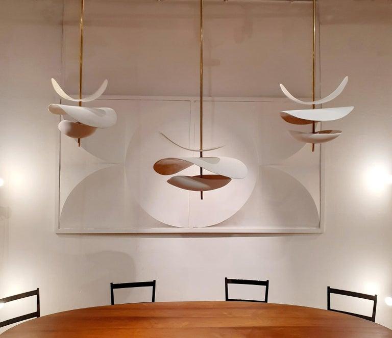 Sculptural Handmade Ceramic Light For Sale 1