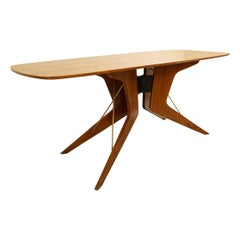 Sculptural Italian Dining Table