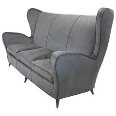 Sculptural Italian Sofa