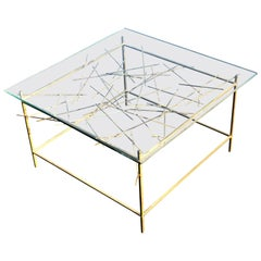 Sculptural Mid-Century Modern Coffee Table
