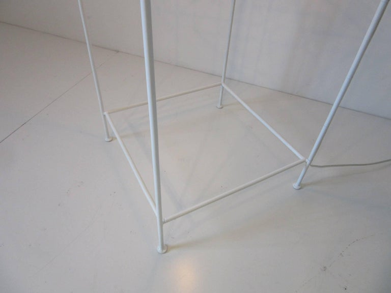 Sculptural Midcentury Floor Lamp in the Style of Frederick Weinberg For Sale 1