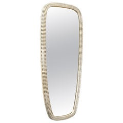 Sculptural Mirror, circa 1960