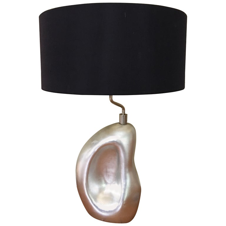 Sculptural Modern Abstract Lenoir Table Lamp by Aerin Lauder for Visual Comfort For Sale