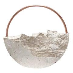 "Sculptural Piece 01 from ""Lento Atardece Series"" by Karian Amaya"