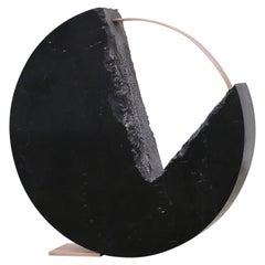 """Sculptural Piece Curves Around Matter from the """"Circular Ruins Series"""" by Karian"""