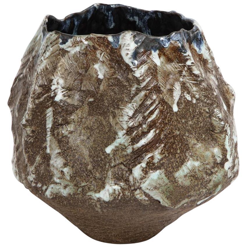 Sculptural Vase #3 by Dena Zemsky