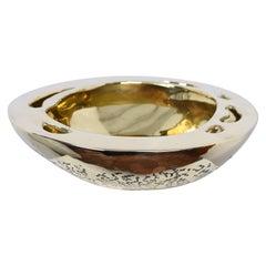 Sculpture Bowl Alphé by Arriau
