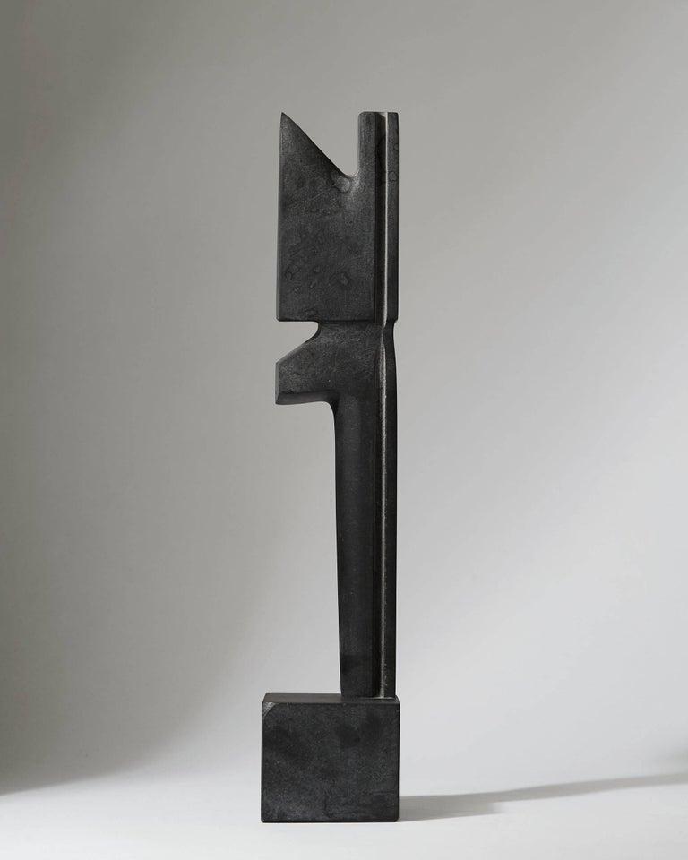 Scandinavian Modern Sculpture by Björn Selder, Sweden, 1998 For Sale