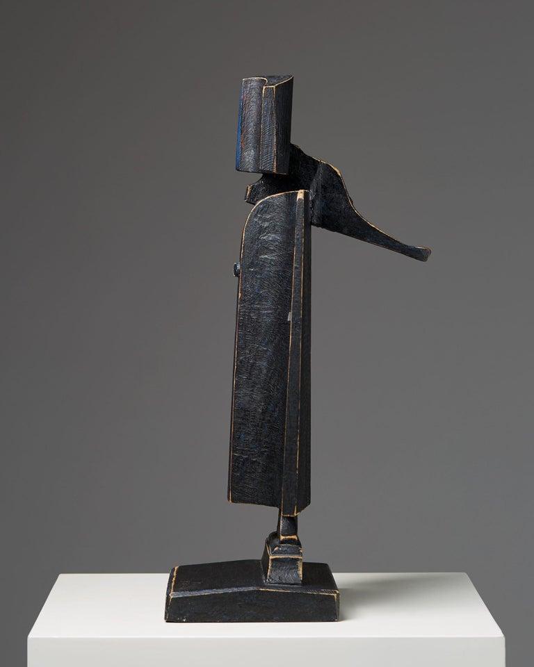 Scandinavian Modern Sculpture by Kimmo Pyykkö, Finland, 1970s