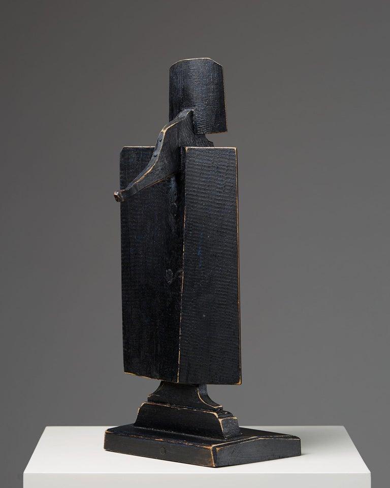 Finnish Sculpture by Kimmo Pyykkö, Finland, 1970s
