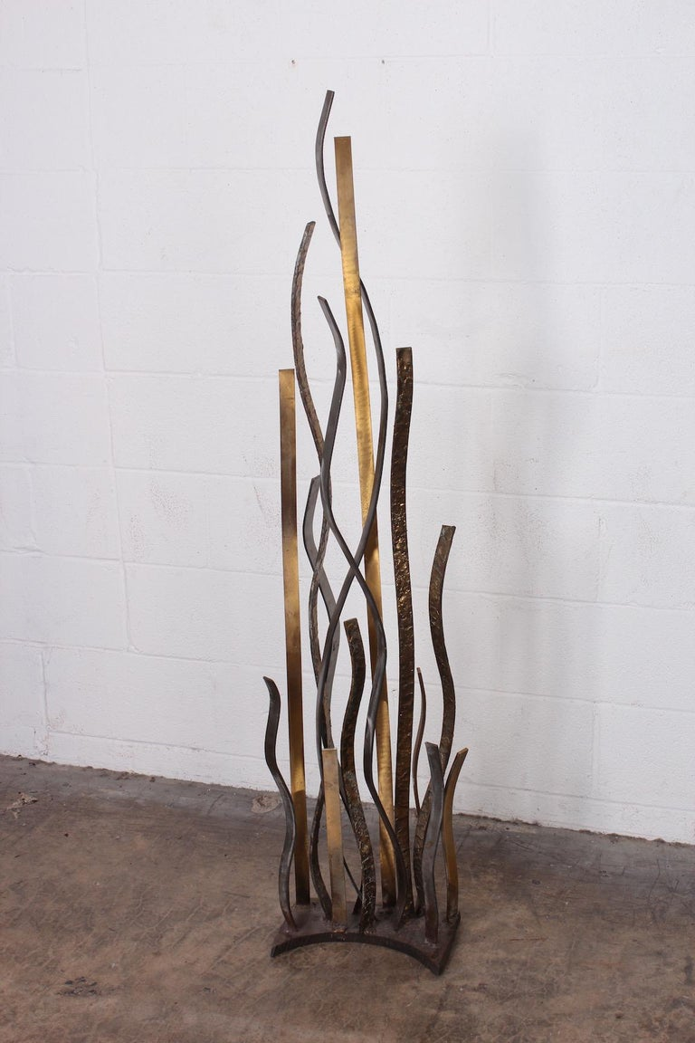 Late 20th Century Sculpture by Silas Seandel For Sale