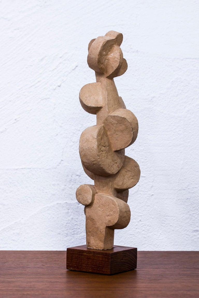 Sculpture by Thure Thörn, Sweden, circa 1955 For Sale 3