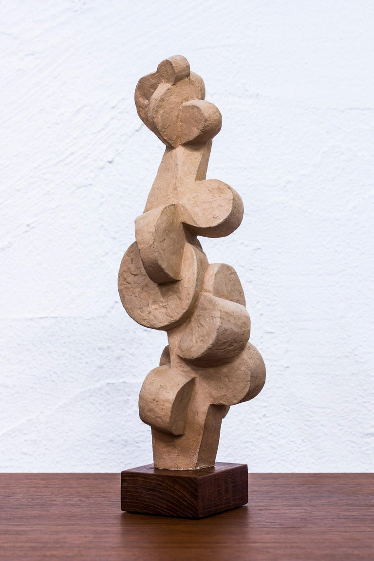 Sculpture by Thure Thörn, Sweden, circa 1955 For Sale 4
