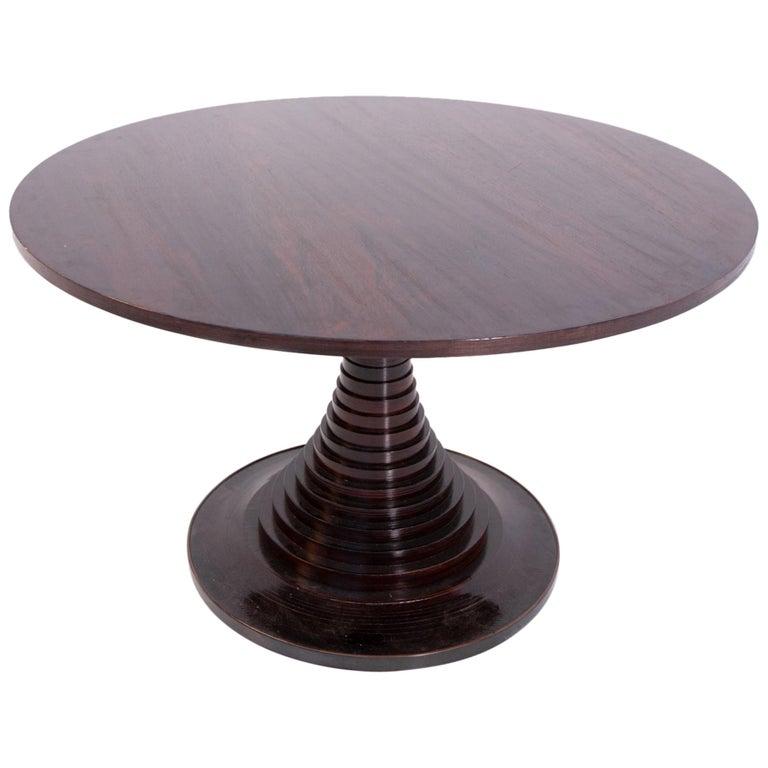 Sculpture Center Table by Carlo de Carli for Sormani, 1963 For Sale
