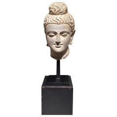 Sculpture Head of Buddha