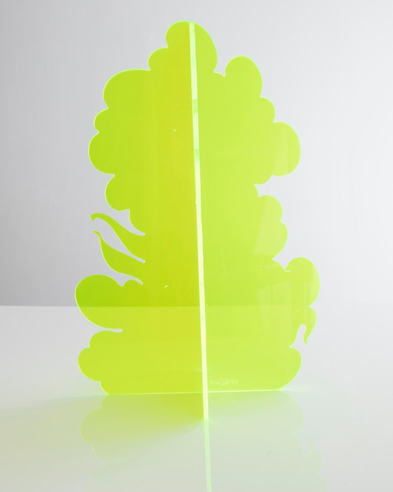 Sculpture in plexiglass. Designed by Gino Marotta, Italy, 1969. Signed and numbered 18/130.