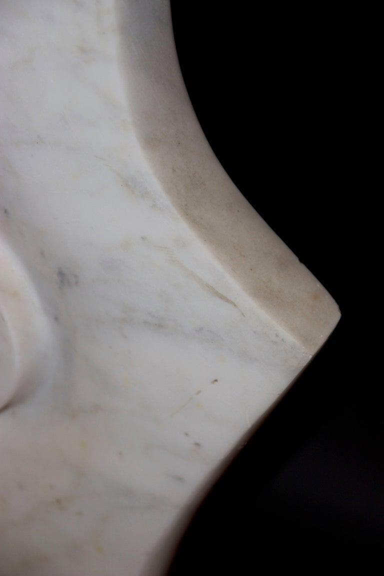 Janou Serée, Sculpture, Marble, France, circa 1970 For Sale 11