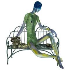 "Sculpture ""Me"" by Cristina Iturrioz"