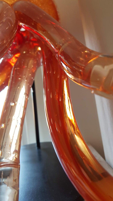 Sculpture Murano Glass Irene Rezzonico For Sale 9