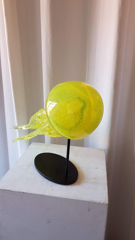 Sculpture Murano Glass Medusa For Sale 4