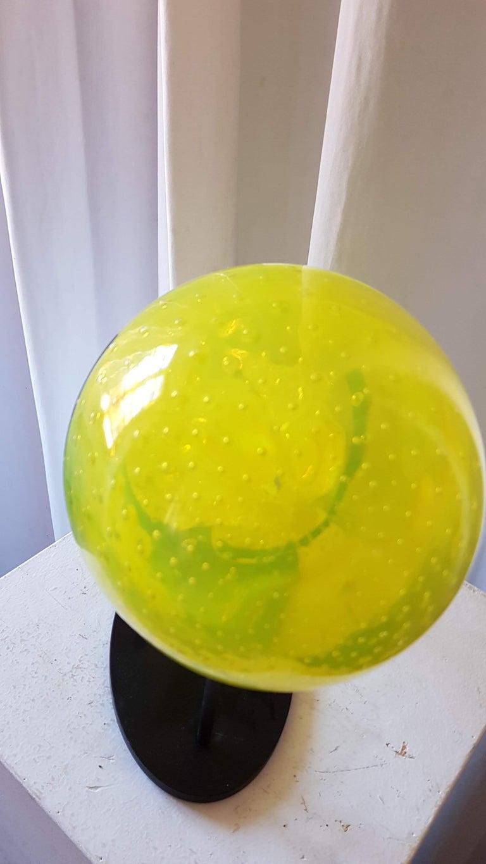 Blown Glass Sculpture Murano Glass Medusa For Sale