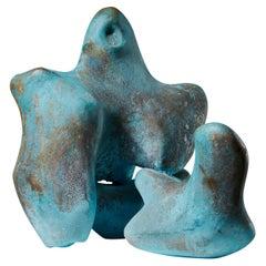 "Sculpture ""Nordic Rider"" Designed by Jörgen Stening, Sweden, 1987"
