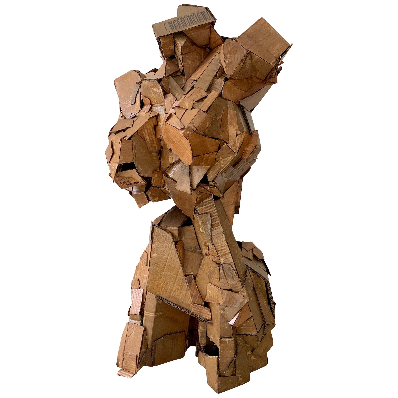 Sculpture of a Woman