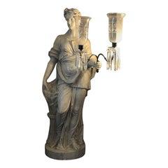 Sculpture of Classical Figure, circa 1880-1900