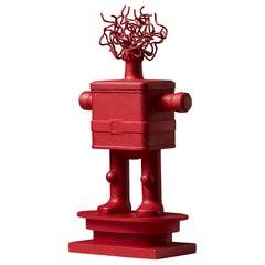 Sculpture 'Simson' Made by Tony Emilson, Sweden, 2004